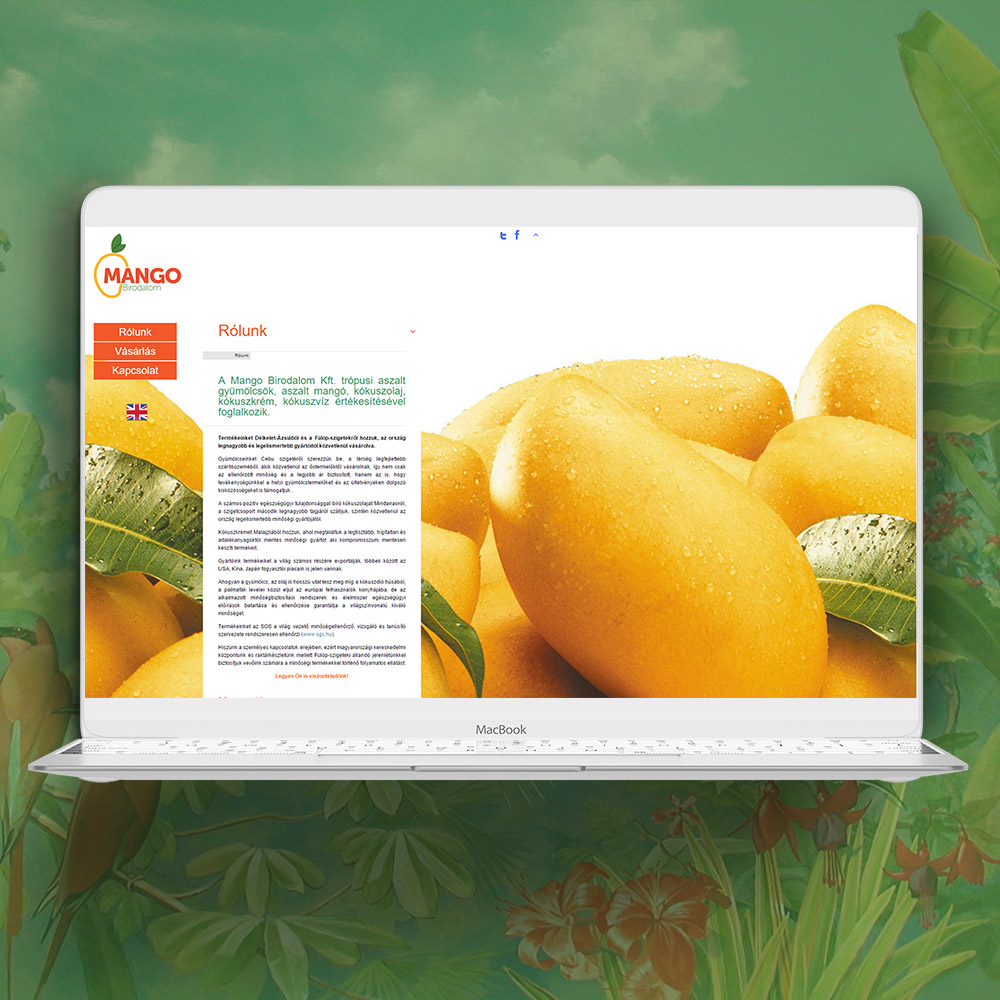 Mango Birodalom