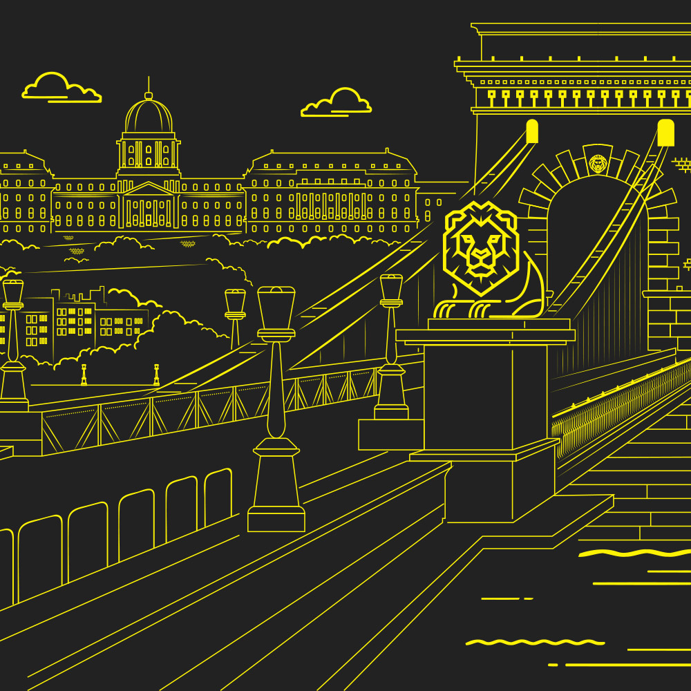 BUDAPEST SERIES – VECTOR