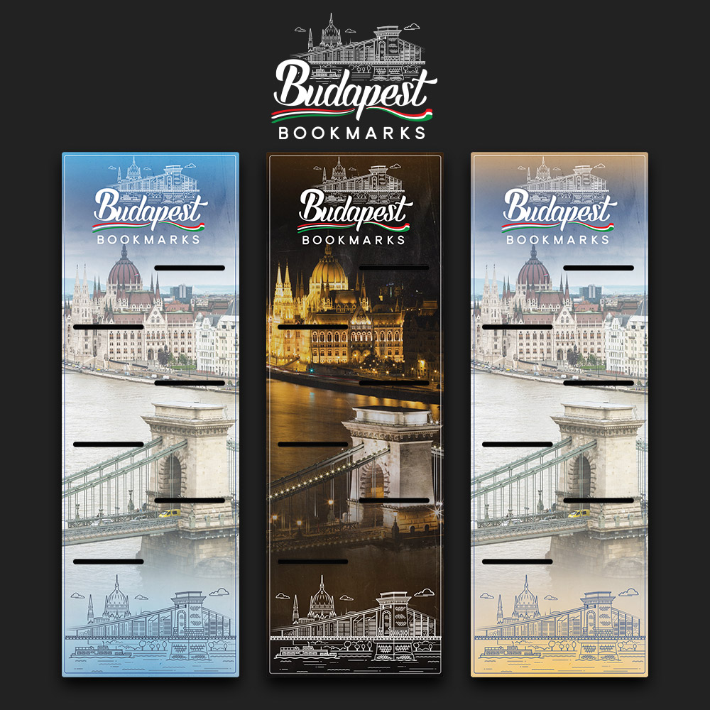 BUDAPEST BOOKMARKS